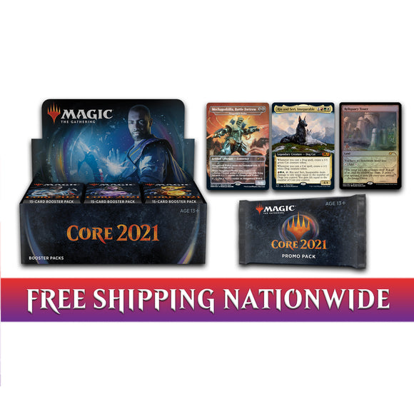 Magic: the Gathering, Core Set 2021 Booster Box