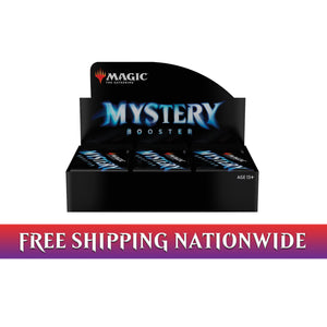 Magic: the Gathering, Mystery Booster Box