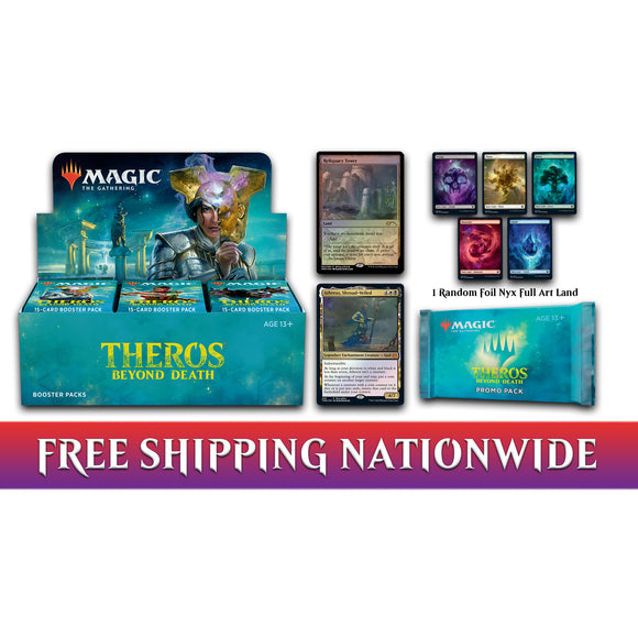 Magic: the Gathering, Theros Beyond Death Booster Box