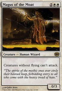 Magic: the Gathering Singles - Magus of the Moat