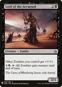 Lord of the Accursed - MB1