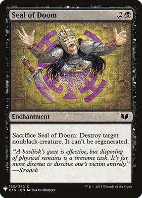 Seal of Doom - MB1