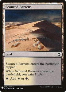 Scoured Barrens - MB1