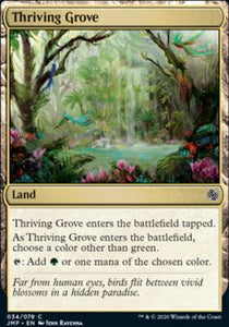 Thriving Grove - JMP
