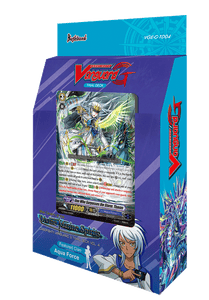 Cardfight!! Vanguard G Trial Deck Vol. 4: Blue Cavalry of the Divine Marine Spirits