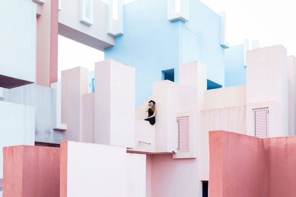UNDER THE RADAR LOCATIONS: LA MURALLA ROJA