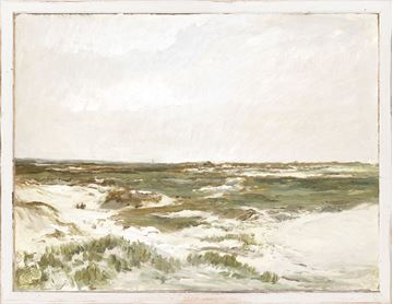 Petite Scapes - The Dunes at Camiers C. 1871