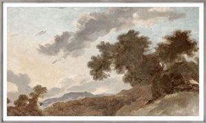 Mountain Landscape at Sunset C. 1765