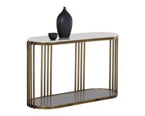 Naxos Console Table