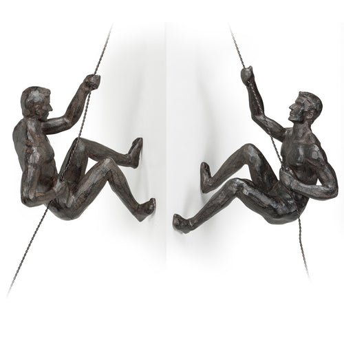 Climbing Men - Set of 2
