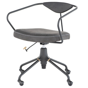 Akron Office Chair  - Black