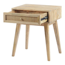 Load image into Gallery viewer, Reed Side Table Natural
