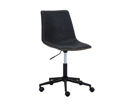 Cal Office Chair - Black