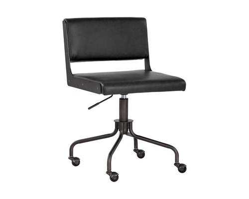 Davis Office Chair - Black Onyx