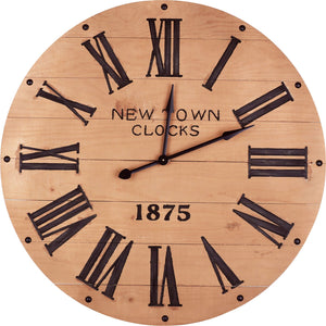 New Town Clock