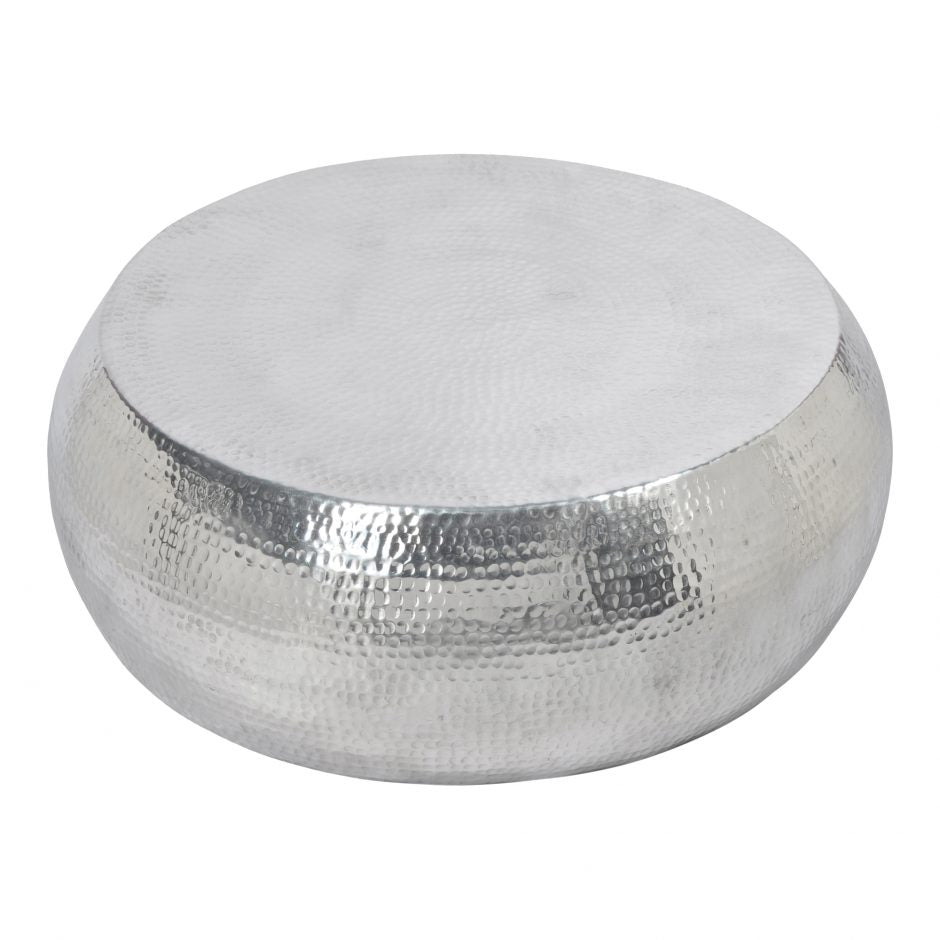Tabla Coffee Table Silver