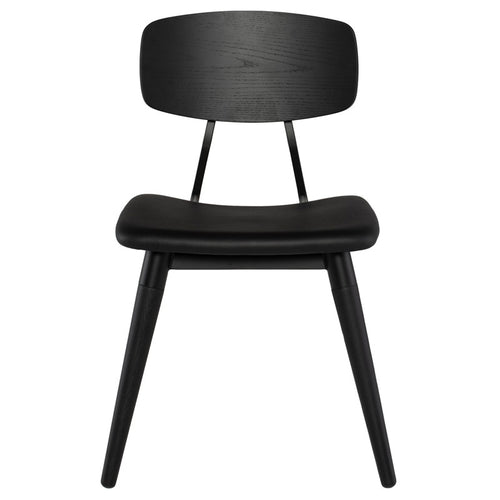 Schola Dining Chair  - Black
