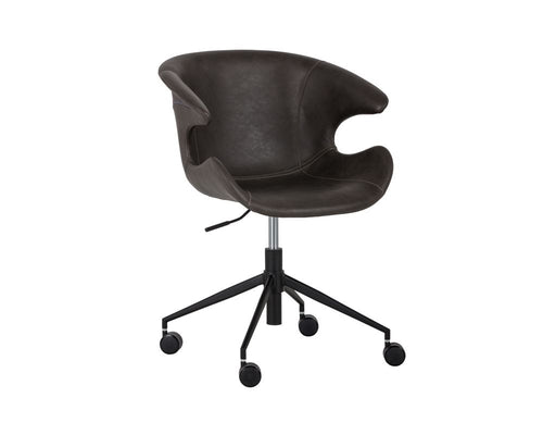 Kash Office Chair - Town Grey
