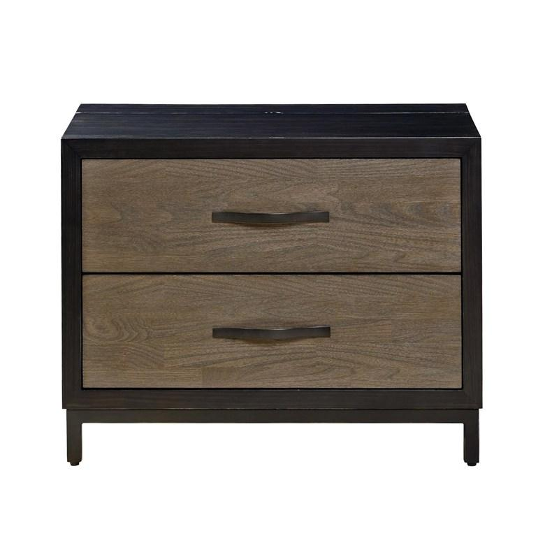 Spencer Night Stand Chalkboard