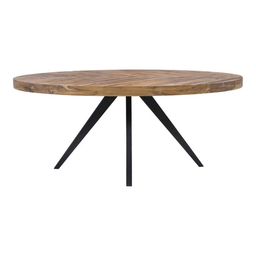 Parq Oval Dining Table
