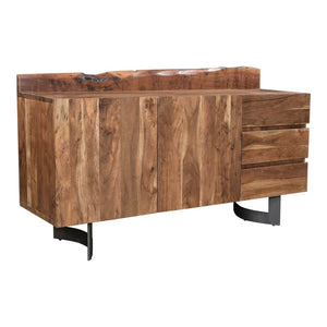 Bent Sideboard Smoked