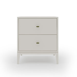 Annex Nightstand 2 Drawers