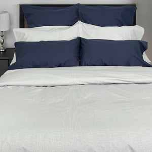 Cross Stitch Duvet and Shams - Queen