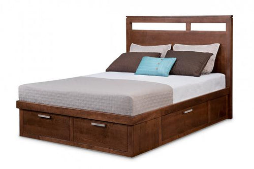 Cordova 4 Drawer Queen Condo Bed