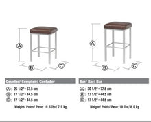 Load image into Gallery viewer, Day Counter Stool