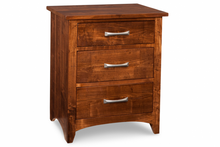Load image into Gallery viewer, Glengarry 3 Drawer Night Stand