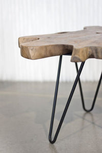 Hairpin Natura Nesting Accent Table - Small