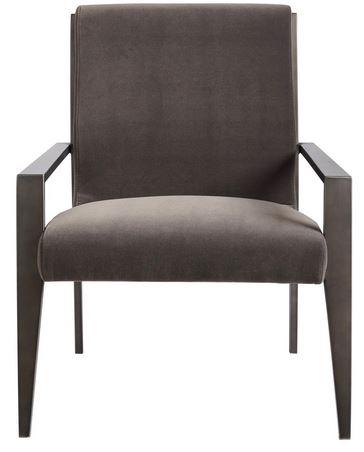 Mangold Accent Chair -Talbot Smoke