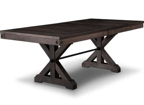 Rafters Dining Table  - Solid Top