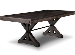 Rafters Dining Table - Extension Table Large