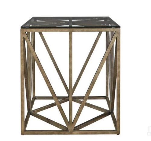 Authenticity Truss End Table