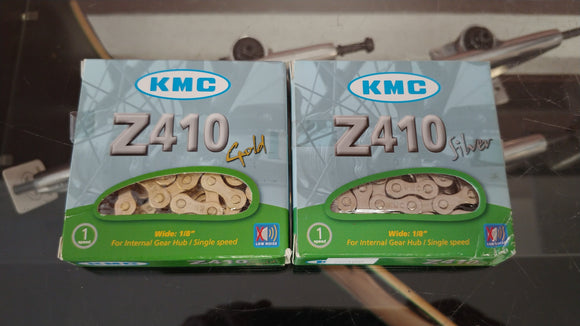 KMC BMX Z410 chains