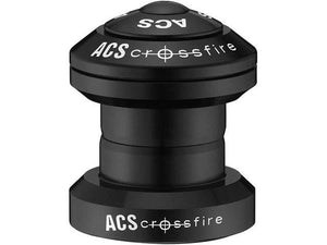 ACS CROSSFIRE EXTERNAL CUP SEALED HEADSET THREADLESS 1-1/8