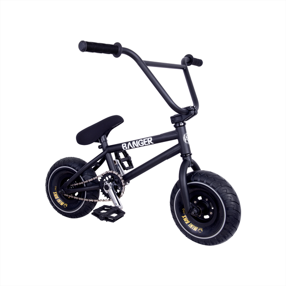 Banger Mini Bmx - Black