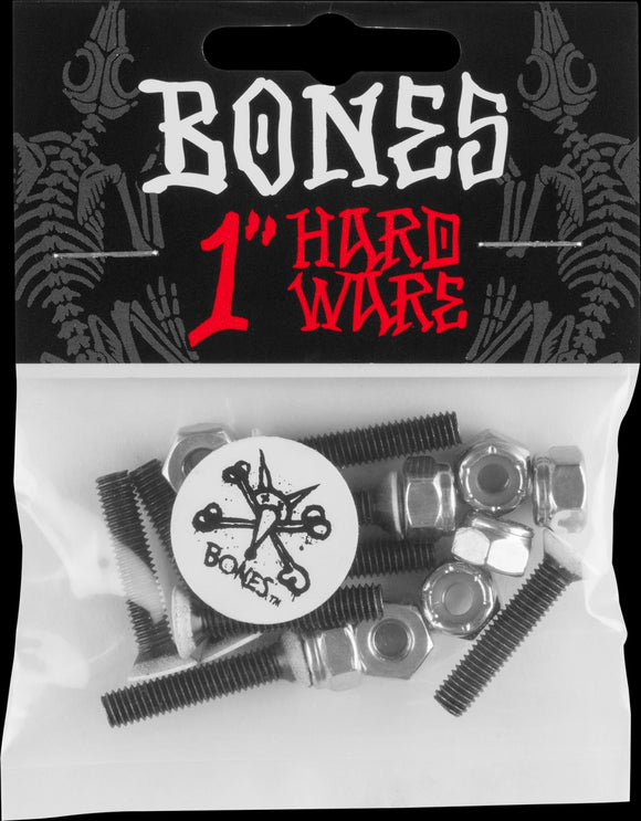 BONES WHEELS HARDWARE 1