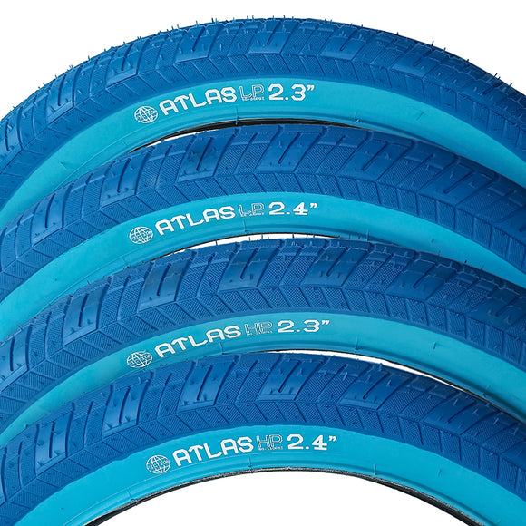 FICTION ATLAS TIRES BLUE