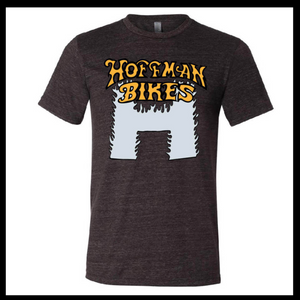 HOFFMAN BIKES FLAMING H LOGO SHIRT