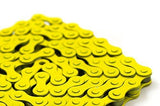 KMC BMX Z410 chain yellow