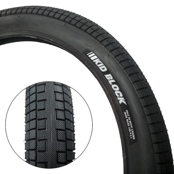 KENDA KID BLOCK TIRES