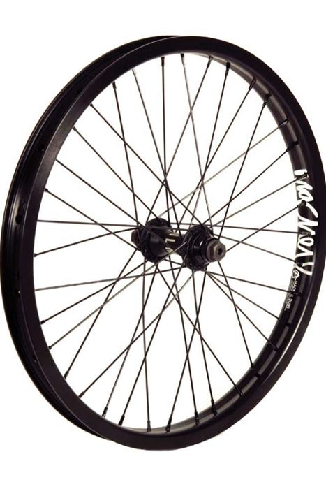 Macneil Bmx Network Cassette rear wheel black