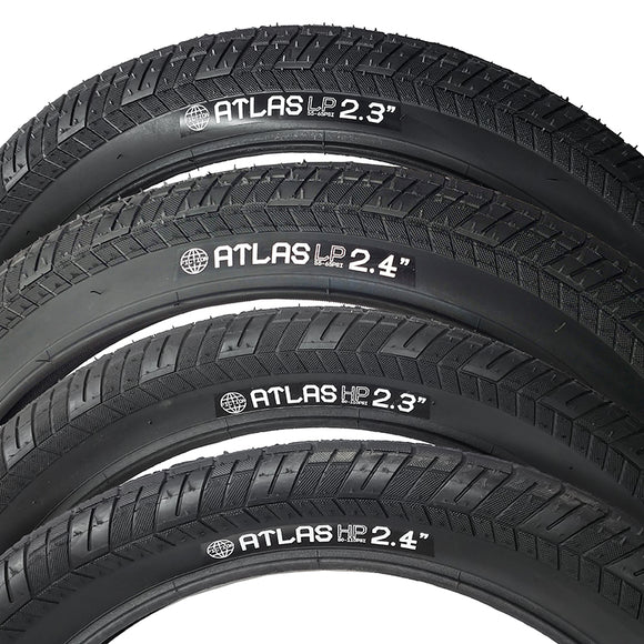 FICTION ATLAS TIRES BLACK