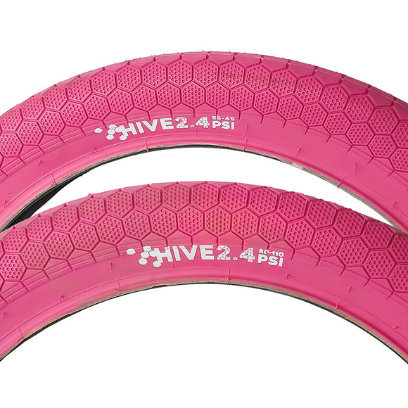 STLN BIKES HIVE COTTON CANDY PINK 2.4