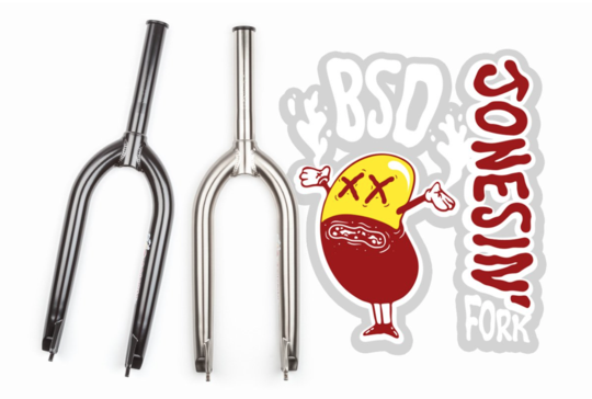 BSD JONESIN' FORK