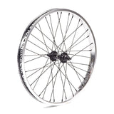 "STLN BIKE CO RAMPAGE 20"" FRONT WHEEL MALE AXLE"