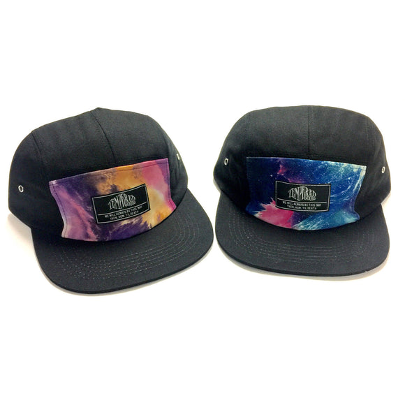 Tempered 'Till Death' Five panel hat