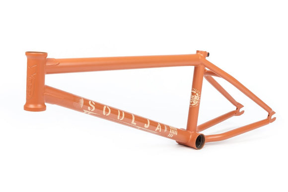 BSD Soulja Bmx frame Agent orange